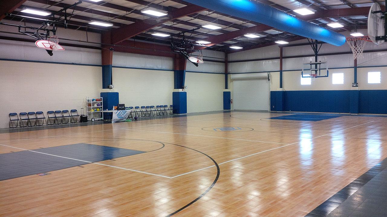 Boys Girls Clubs Sport Court Of Austin