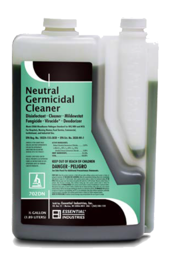 Germicidal Cleaner